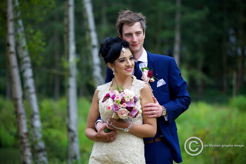 Jazz & Tom's Wedding Reception at Brook Farm Cuffley
