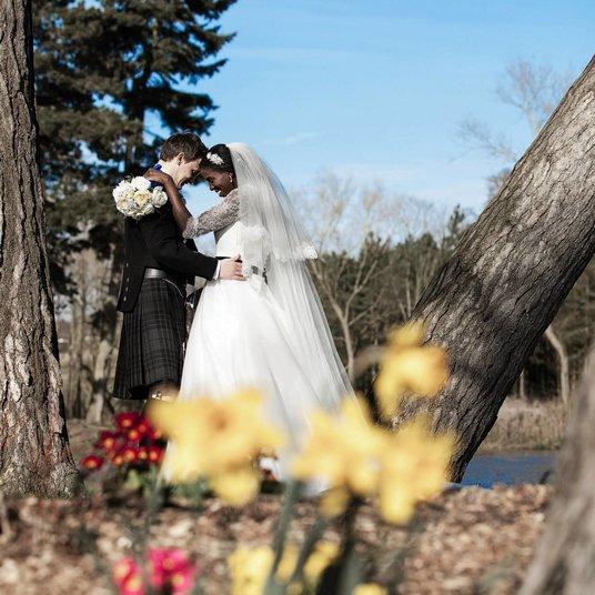 Spring Wedding at Brook Farm Cuffley