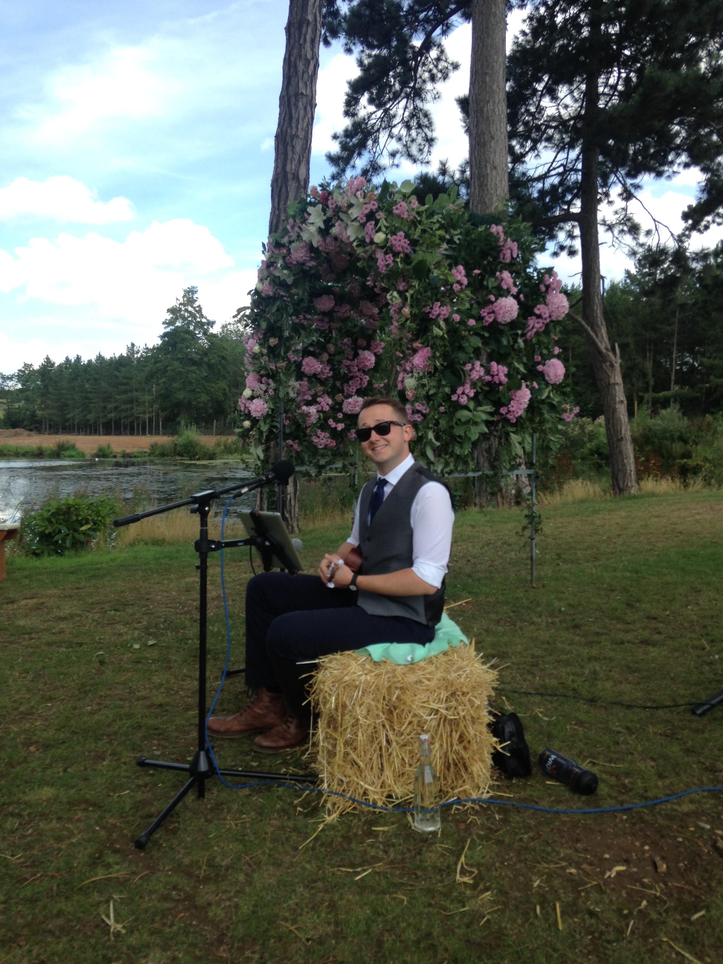 Ukulele Music - Brook Farm Wedding Blessing