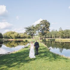 Lakeside Wedding at Brook Farm Cuffley