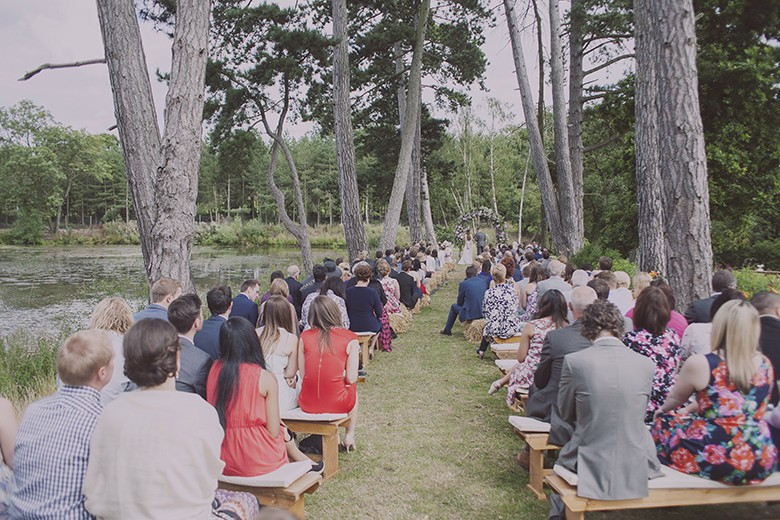 Brook Farm Wedding Blessing