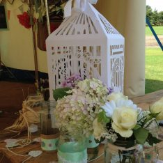 Brook Farm Wedding Decorations